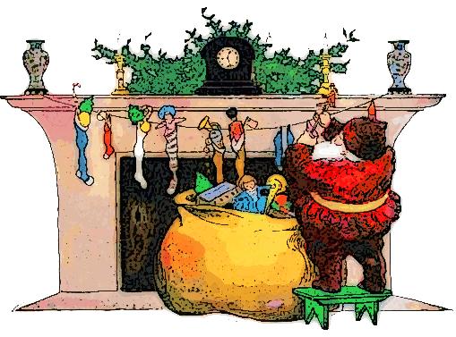 santa_filling_stockings